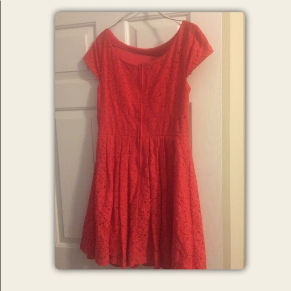 56983d7e774 Dress Barn Dresses   Dressbarn Coral Dress Size 8   Poshmark